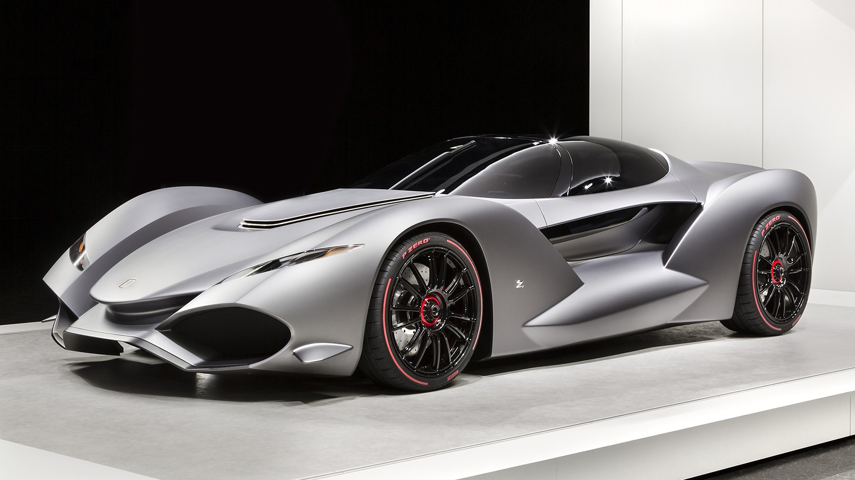 The Zagato Isorivolta Vision Gran Turismo Might Drive Out