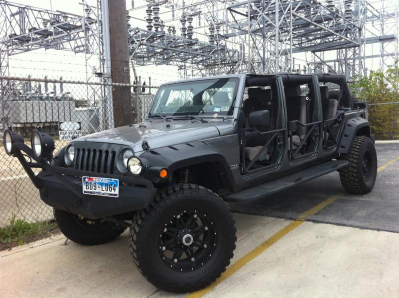 There's a 6-Door Jeep Wrangler in Las Vegas and Another in ...
