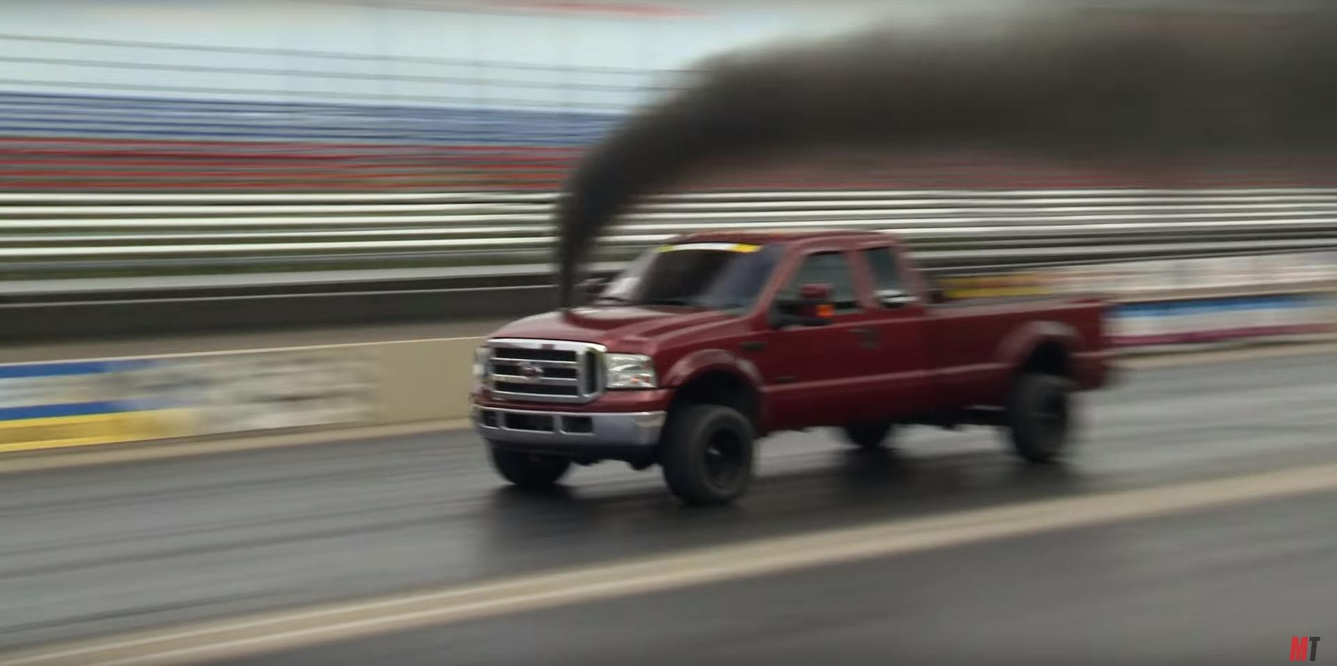 Diesel Power Challenge Drag Race