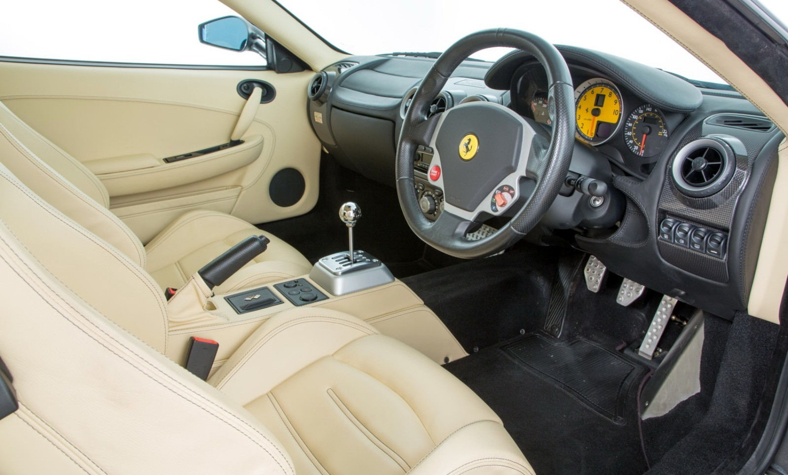 These Are The Last Ferrari Models With A Manual