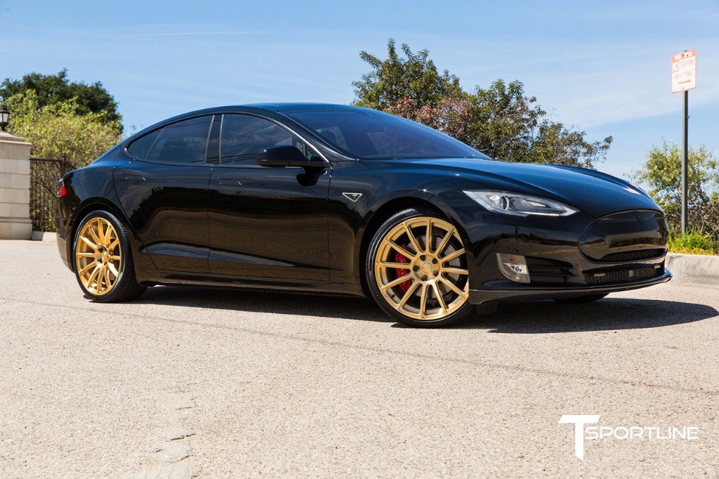 These Highly Customized Tesla Model S P85D Are on Sale