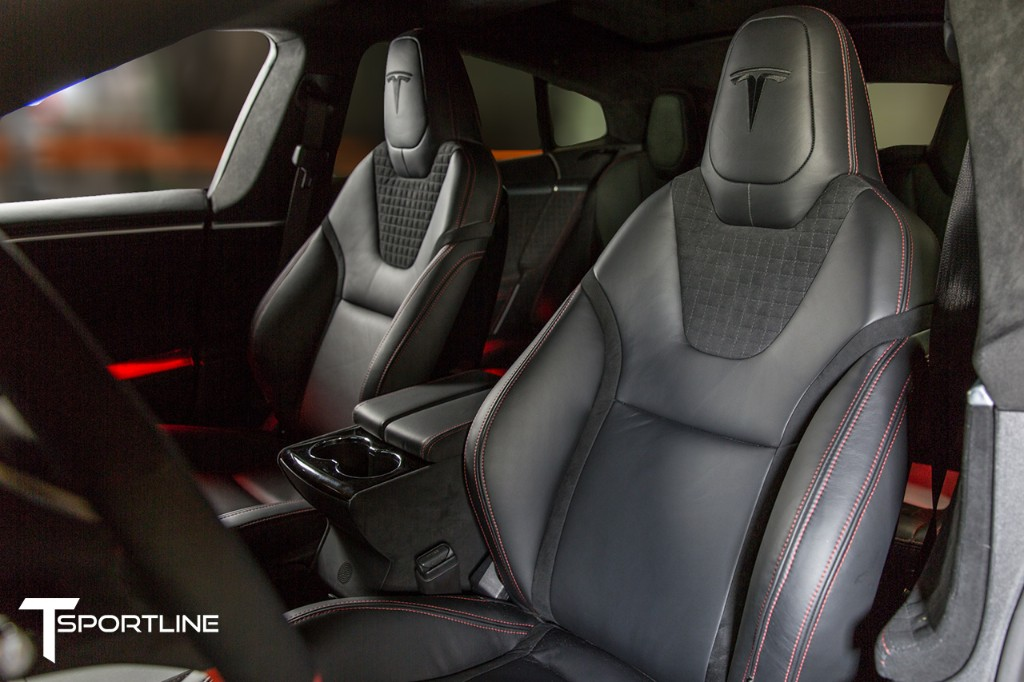 These Highly Customized Tesla Model S P85D Are on Sale - autoevolution