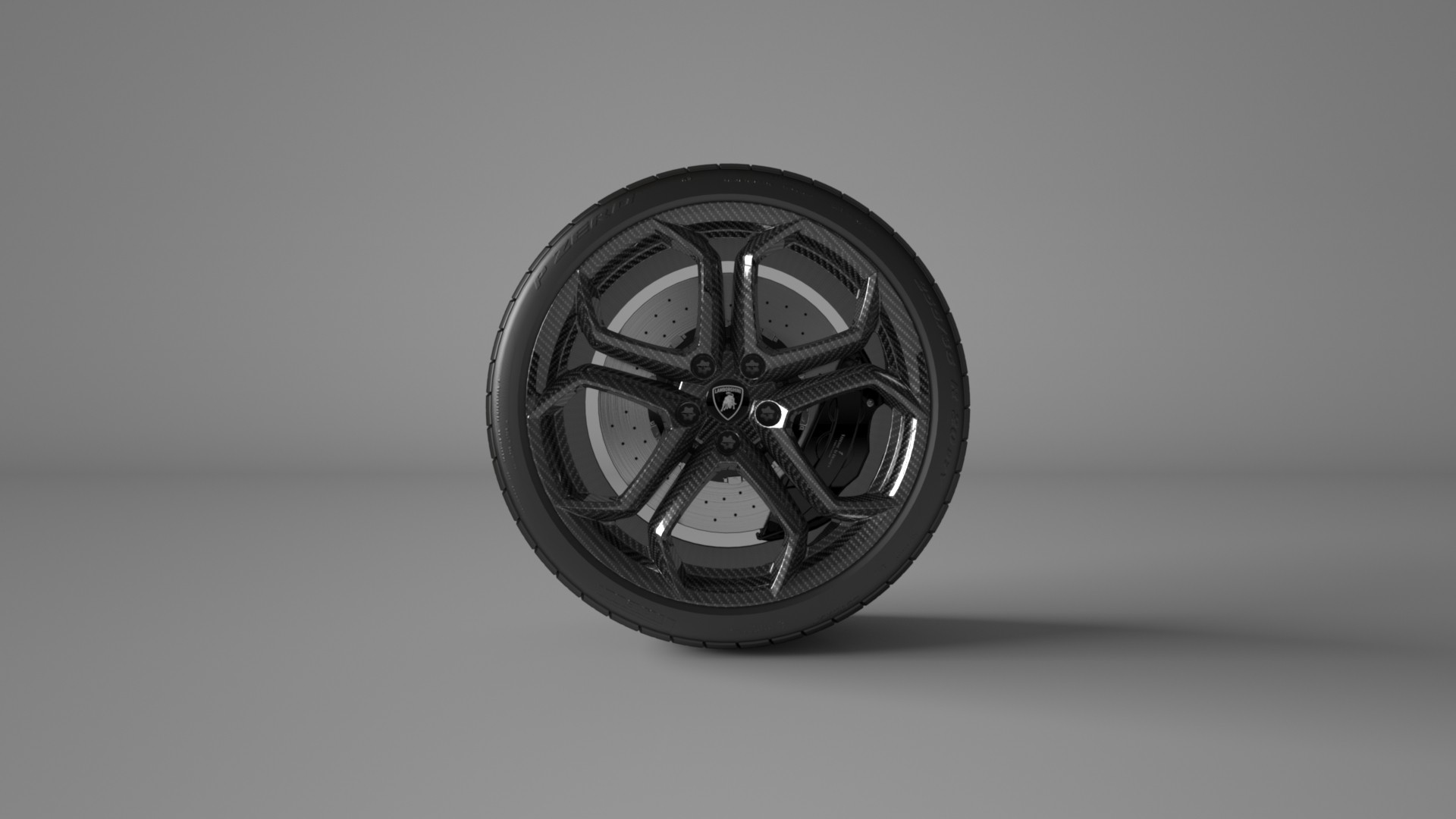 These One Piece Carbon Fiber Rims From Vitesse Audessus Are The