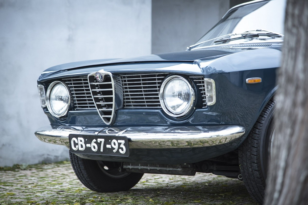 this 1964 alfa romeo giulia is sold as a childhood memory