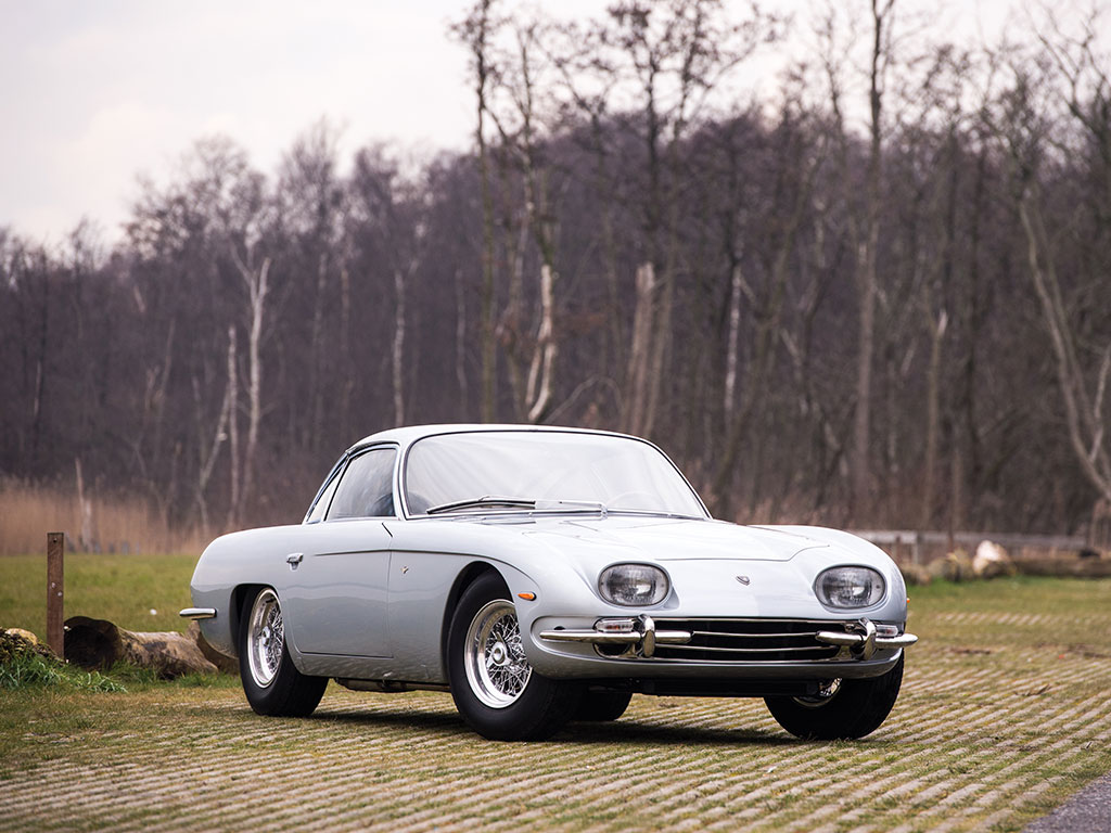 this 1966 lamborghini 350 gt is irresistible autoevolution. Black Bedroom Furniture Sets. Home Design Ideas