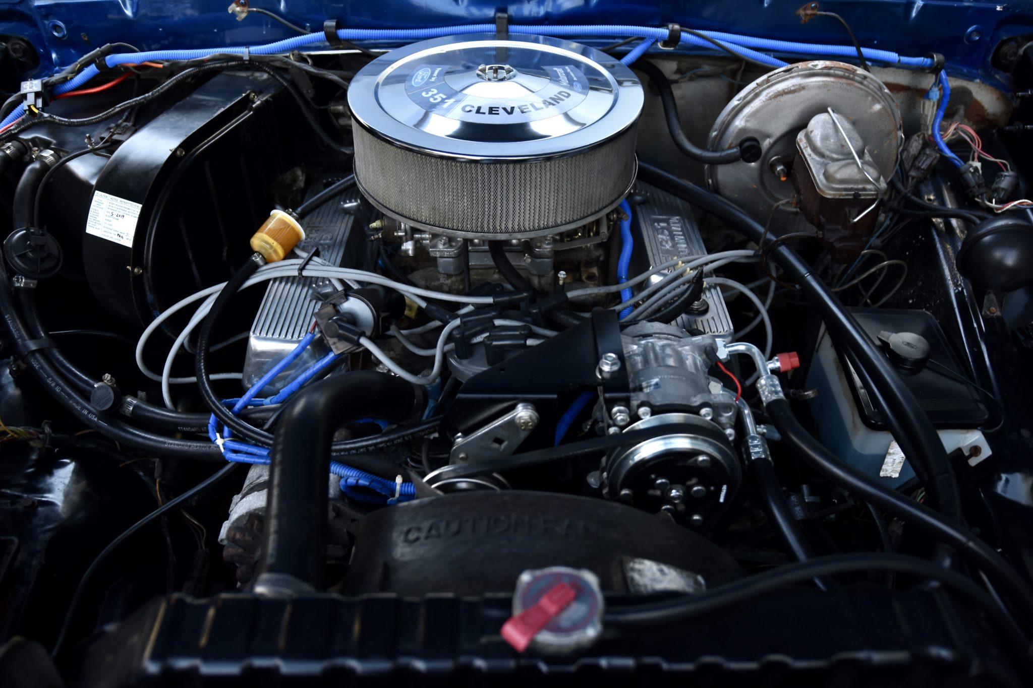 ford v8 ranger 1977 barrel cleveland xlt carbureted packs four autoevolution