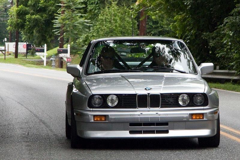 This BMW E M Has A Liter V Under The Bonnet And - Bmw 1989 e30