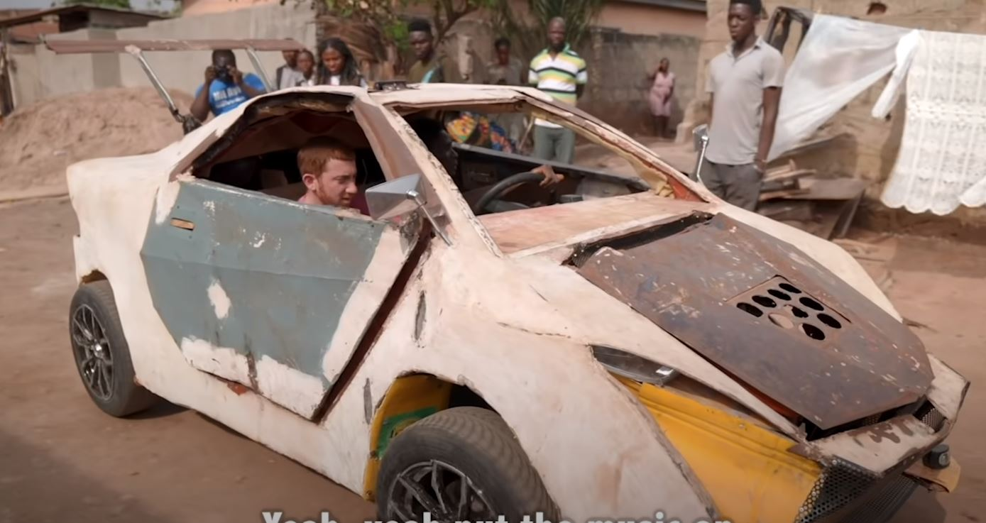This $200 Car Built From Scratch by a Teen Is Today's ...