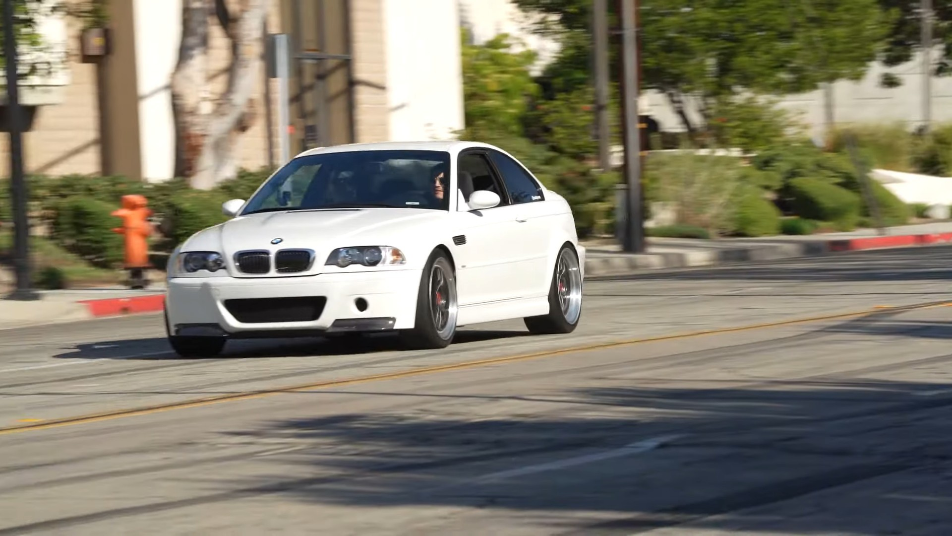 This 2005 Bmw M3 E46 Is A Csl Tribute Done Properly With North American Flavor Autoevolution