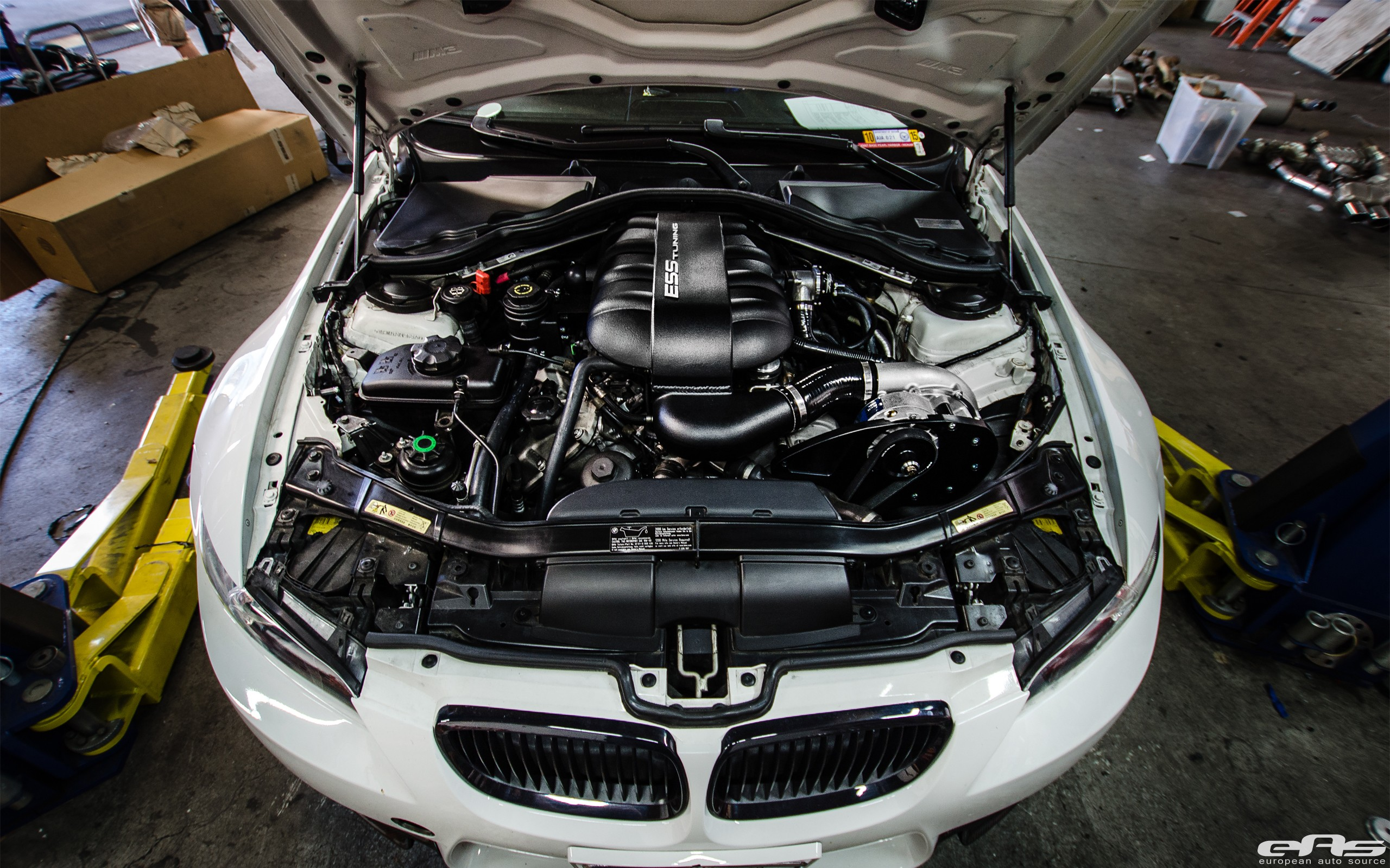 Supercharged Bmw E92 M3