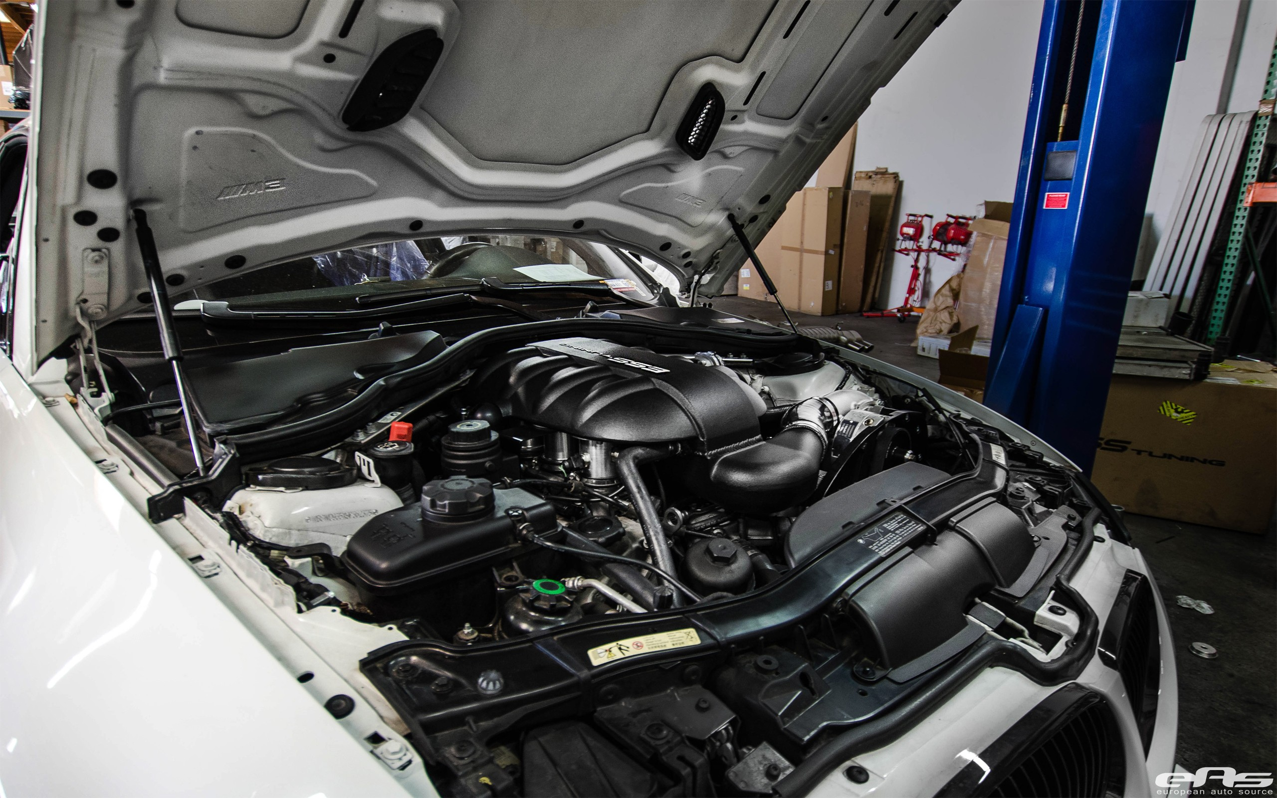 Remapped Bmw E92 M3 Gets Dyno Tested Sounds Good Autoevolution S65 Engine Diagram Supercharged