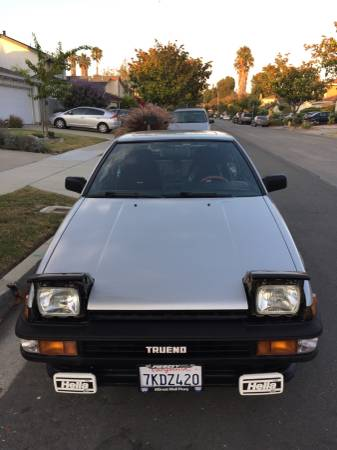 This Ae86 Isn T The Trueno From Initial D But It S Cheap