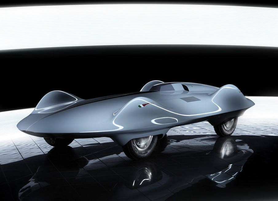 This Auto Union Streamliner Lookalike Could Have Been a ...