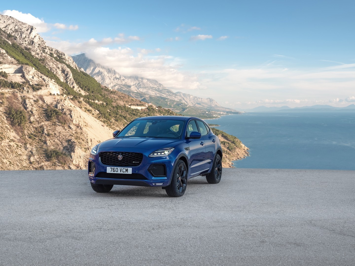 2021 jaguar e-pace gets updated to complete the