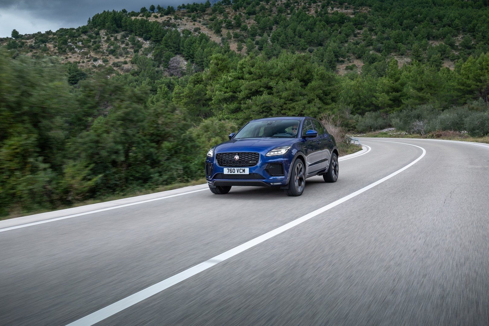 2021 Jaguar E-Pace Gets Updated to Complete the ...