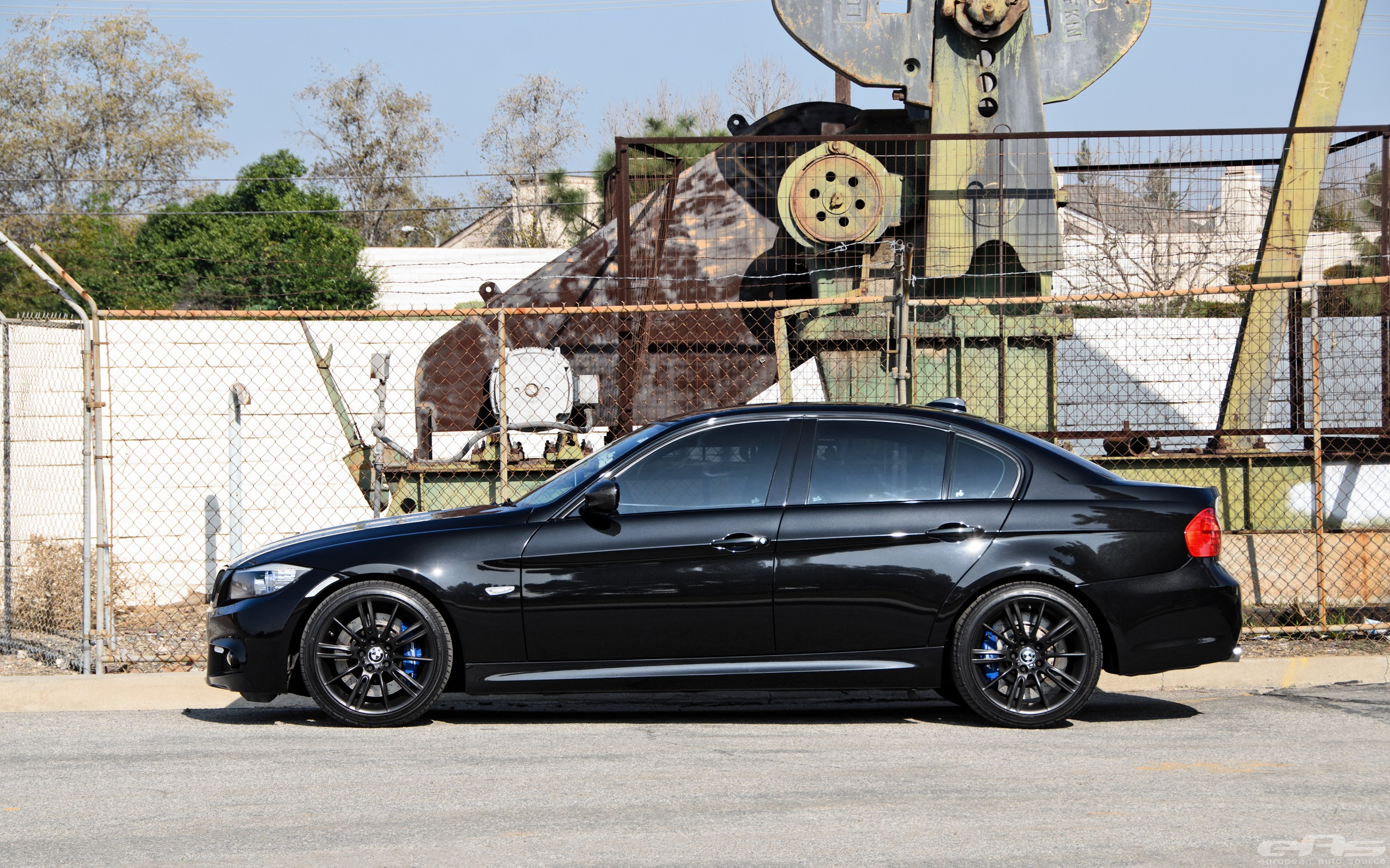 This Bmw 335i Is The Definition Of A Sleeper Autoevolution