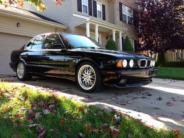 475 HP BMW E34 535i Impresses Matt Farah More than an M5