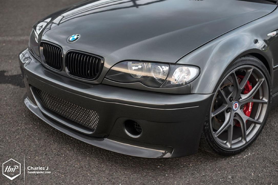 Focus Rs Hp >> This BMW E46 M3 Sedan Has it All - autoevolution