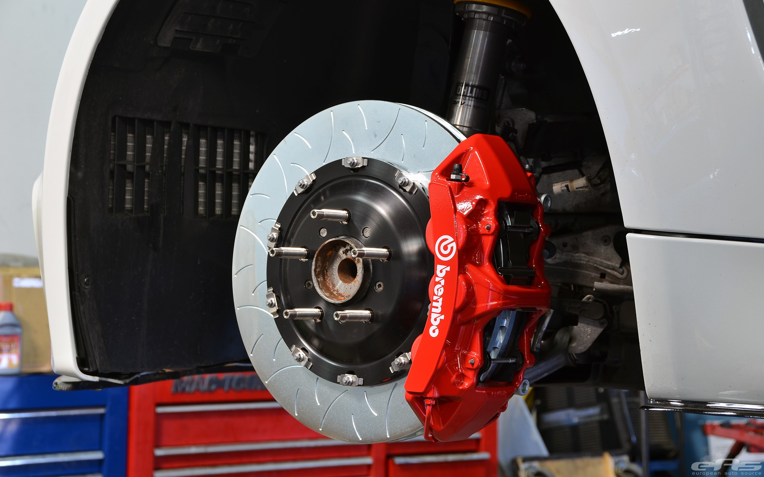 This Bmw E M Coupe Needed Some Extra Stopping Power Photo Gallery on Mercedes Benz Car Body Parts