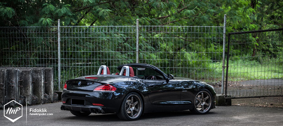 This Bmw Z4 Is A Proper Roadster Autoevolution