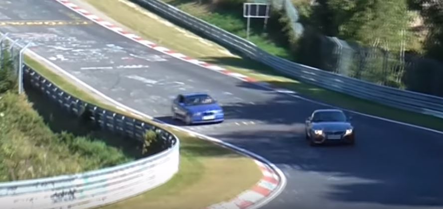 This Bmw Z4 Nurburgring Crash Was A Rookie Fail You Can Easily Avoid