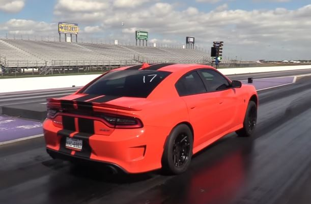 Dodge Charger Demon >> This Boosted Dodge Charger Hellcat Does Demon Rivaling 9s Passes