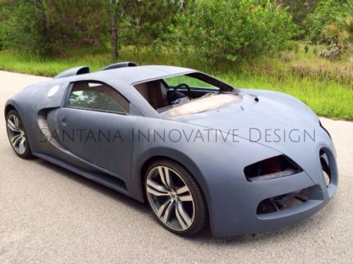 this bugatti veyron replica costs 125 000 autoevolution. Black Bedroom Furniture Sets. Home Design Ideas