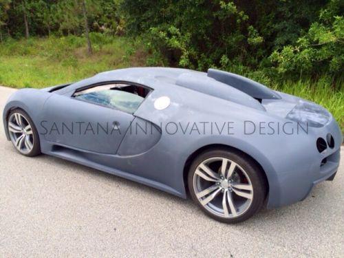 This Bugatti Veyron Replica Costs 125 000 Autoevolution