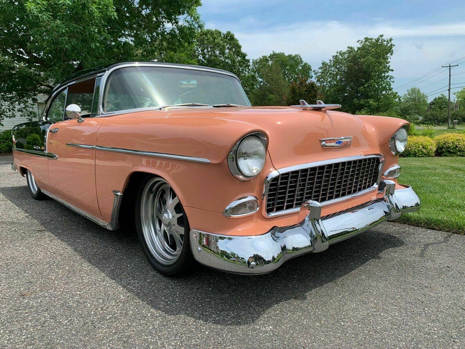 Kekurangan Chevrolet 1955 Murah Berkualitas