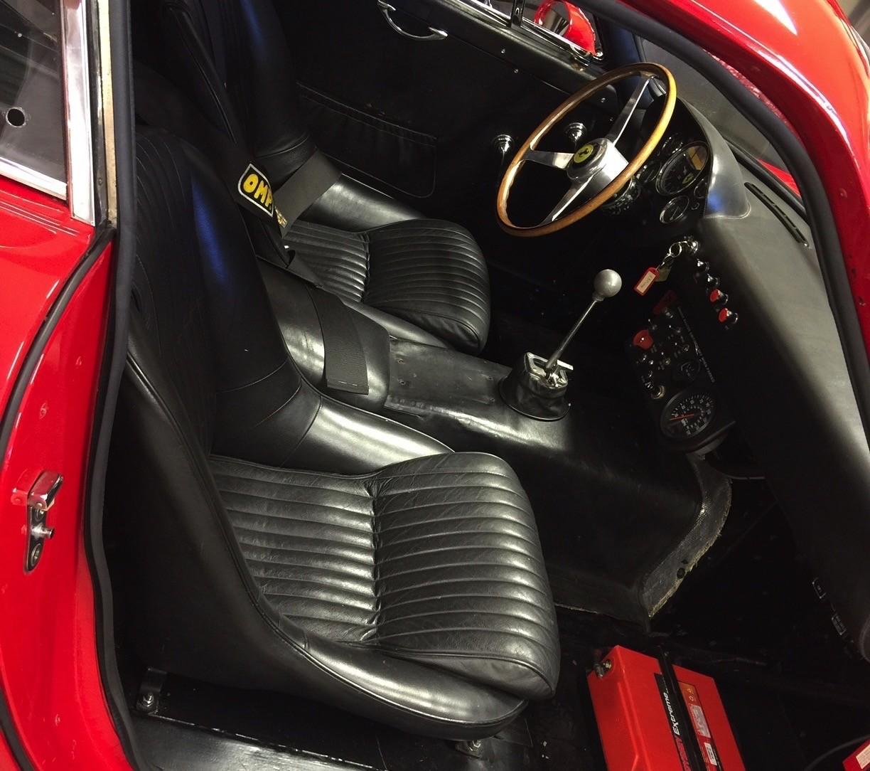 This Ferrari 330 Lmb Once Hit 300 Km H On The Mulsanne
