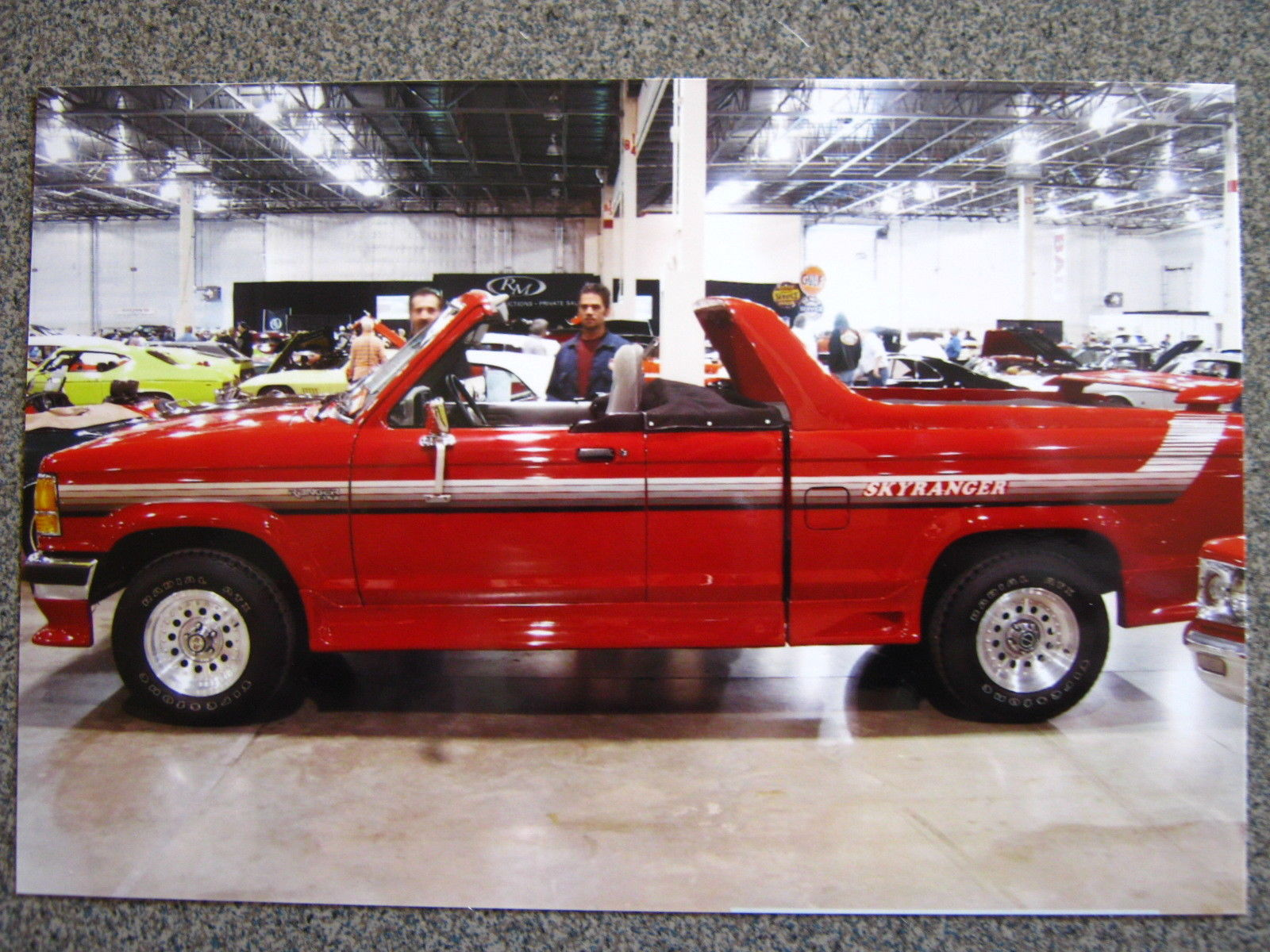 1991 Ford Skyranger Convertible