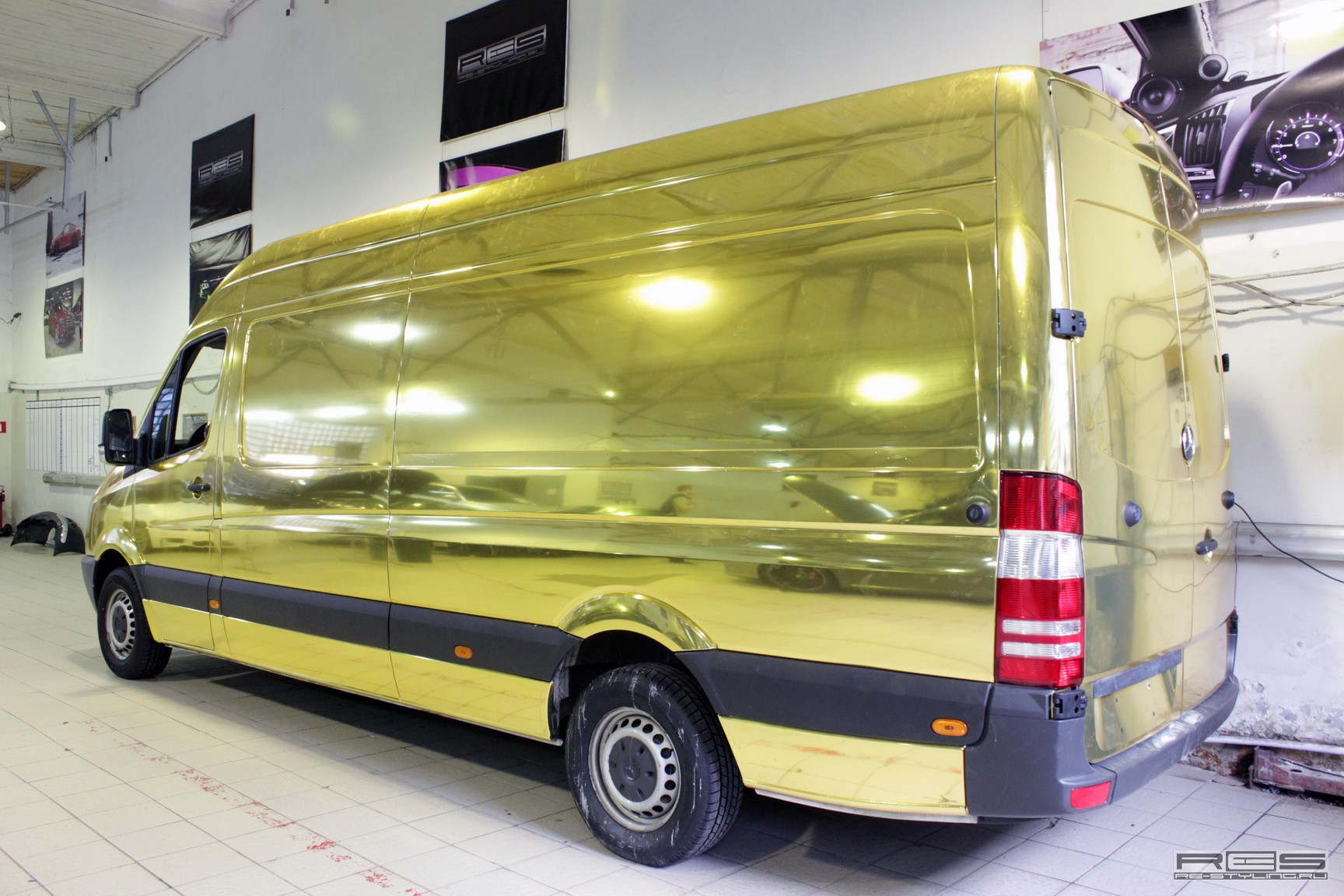 Showing gallery for mercedes sprinter 2014 tuning