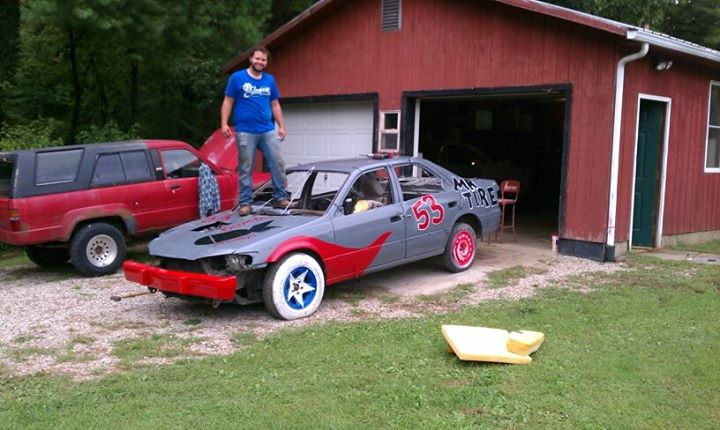 How To Turn A Toyota Camry Into A Demolition Derby Car Autoevolution - Derby cars