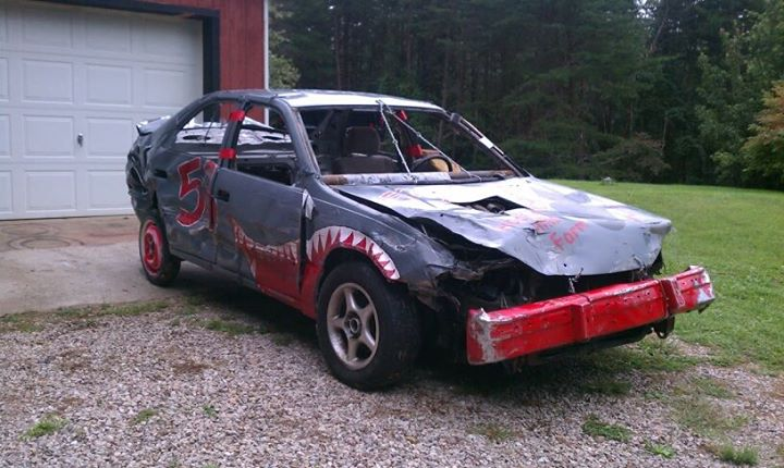 Car Pros Tacoma >> How to Turn a Toyota Camry into a Demolition Derby Car ...