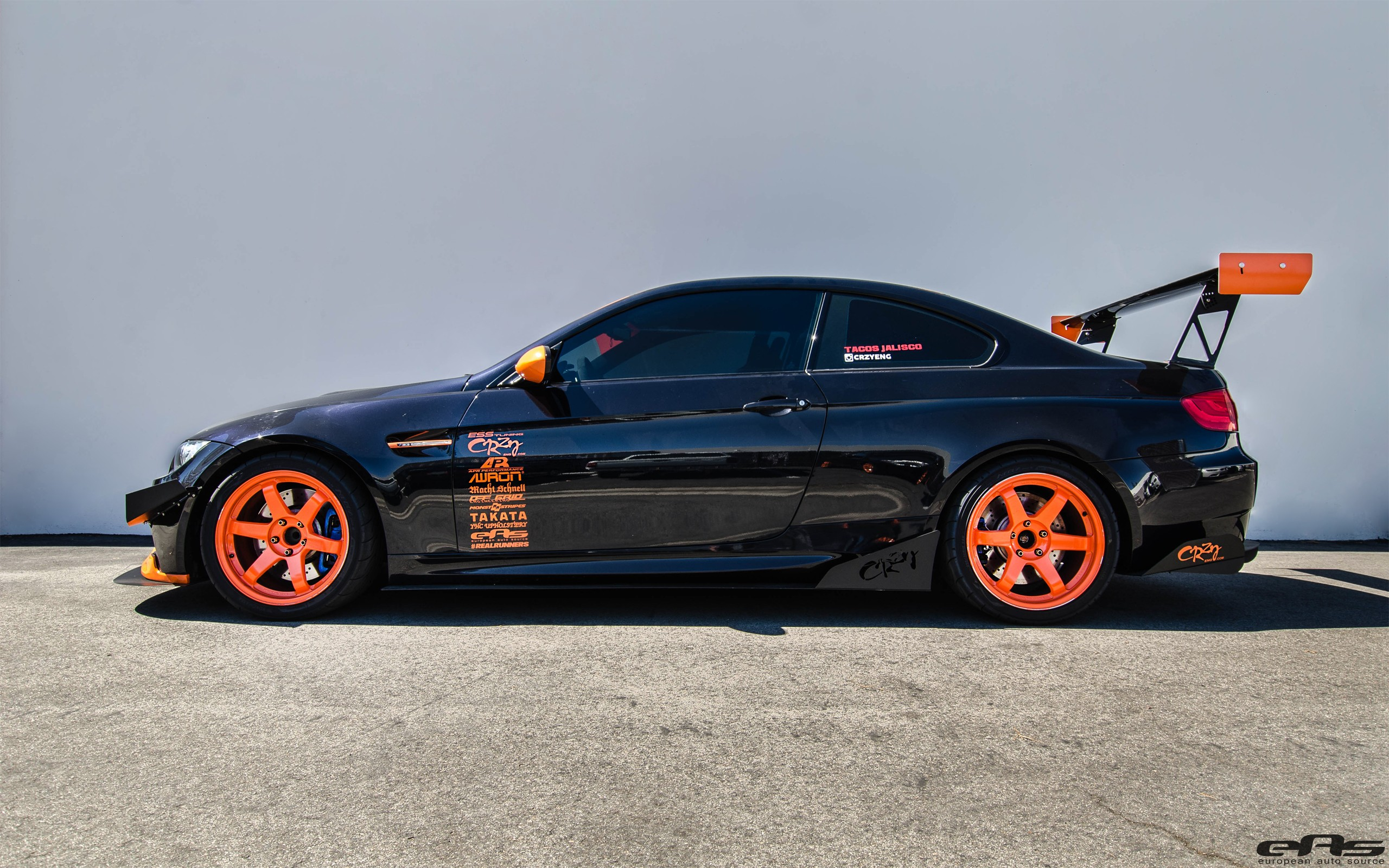 This Heavily Tuned BMW M3 Is Someones Daily Driver