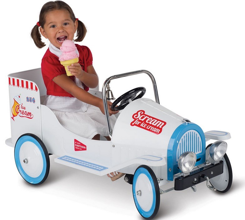 Mira Auto Sales >> This Ice Cream Pedal Car Will Make Your Kid Twice As Happy - autoevolution