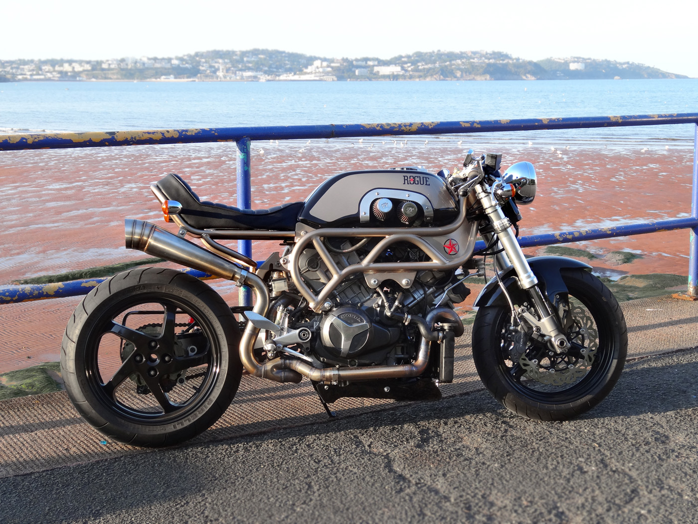 This Insane Custom Honda Vtr Will Blow Your Mind
