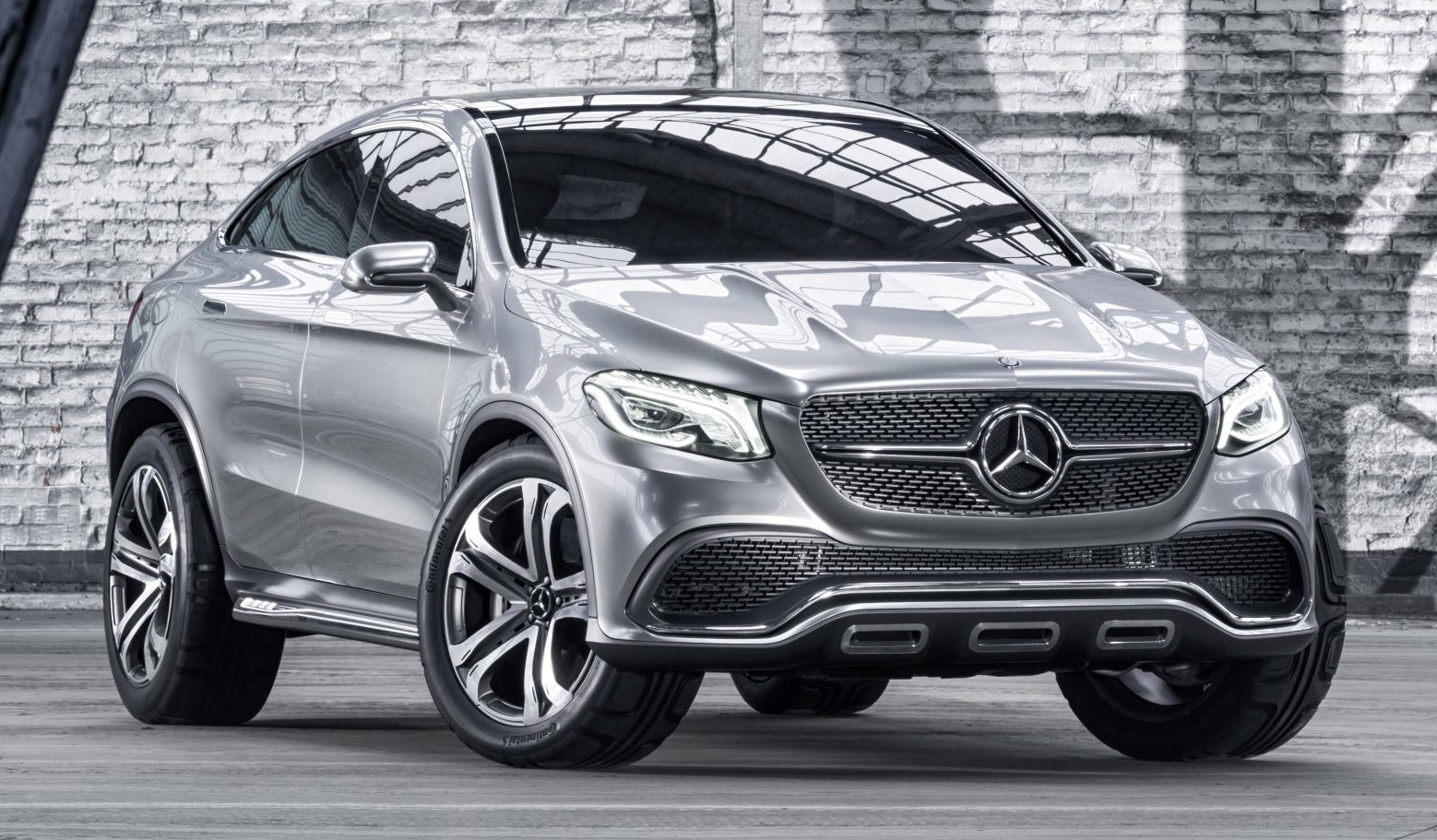 This is how the mercedes benz mlc 63 amg might look for Mercedes benz glk amg