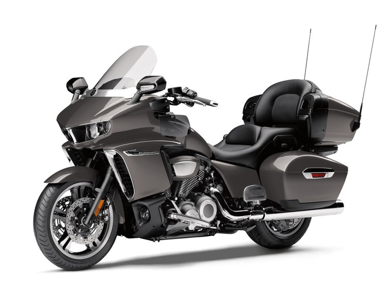 This Is It: Yamaha Star's New 2018 Venture Luxury Touring ...
