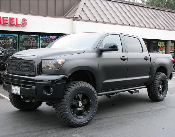 This Is Jon Fitch's Custom Toyota Tundra - autoevolution