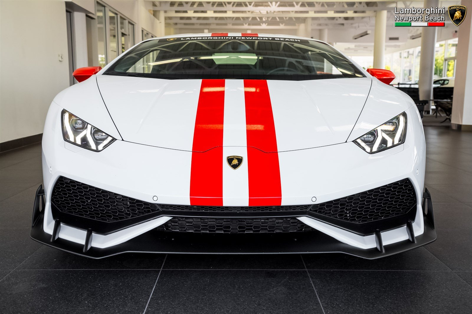 This Is Lamborghini S Own Aero Package For The Huracan Autoevolution