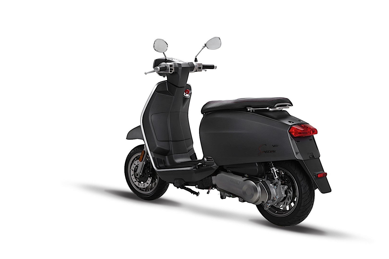This Is Lambretta's New 2018 V-Special Scooter - autoevolution