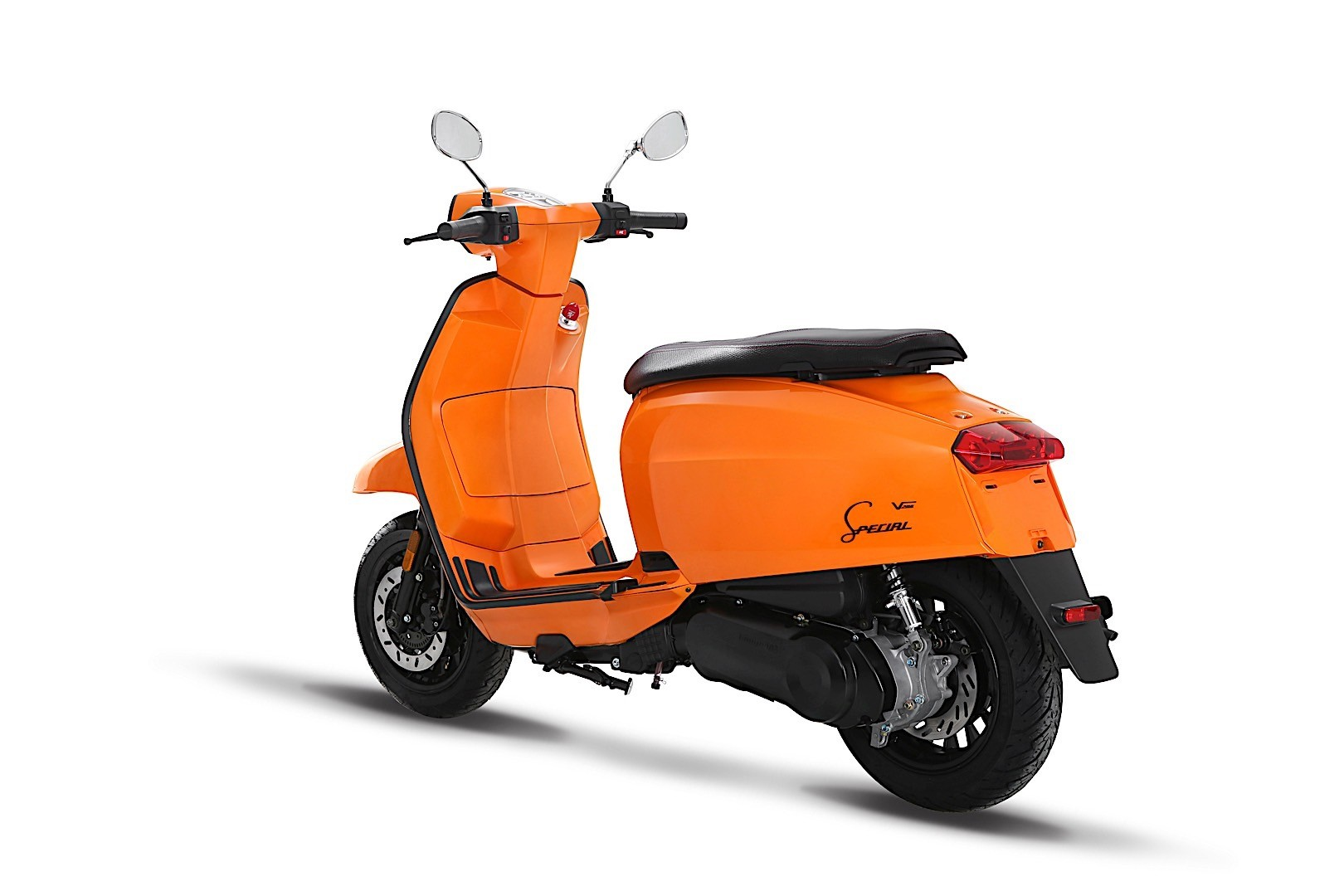 This Is Lambretta's New 2018 V-Special Scooter