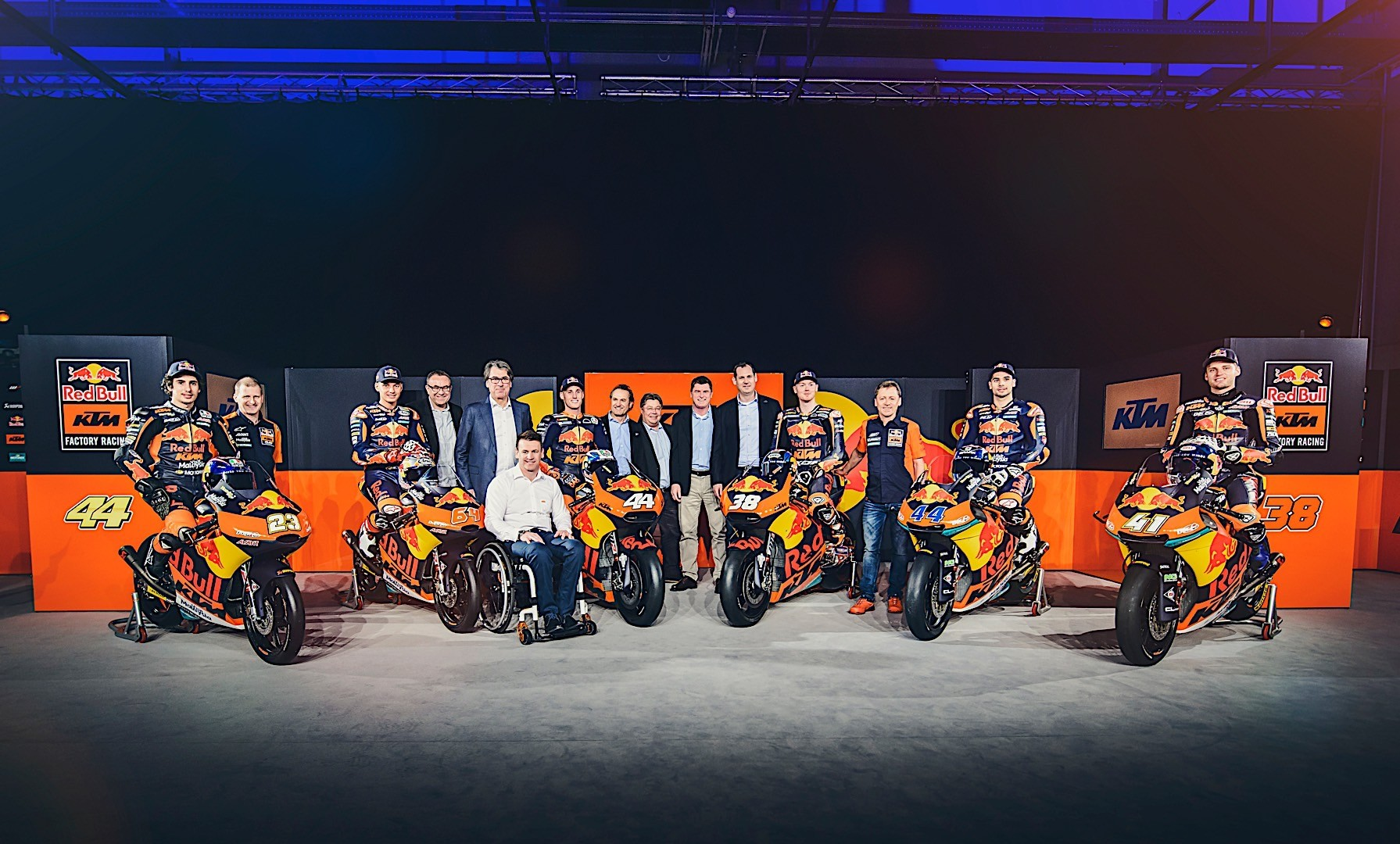 This Is Red Bull KTM's New MotoGP Motorcycle In Final Form - autoevolution