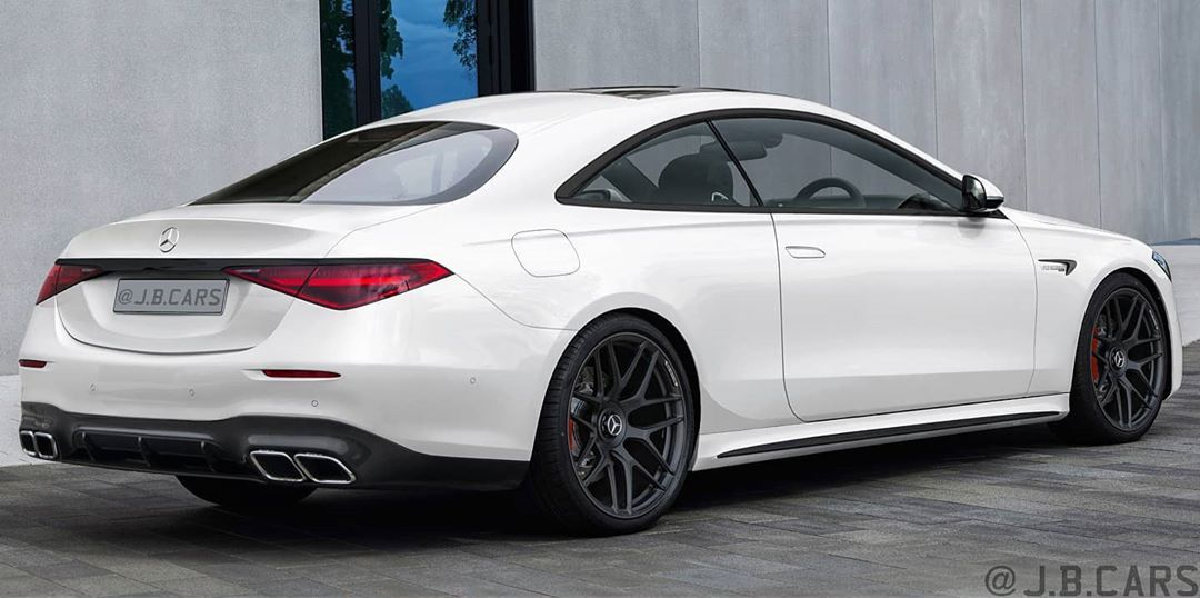 This Is the New S-Class Coupe That Mercedes Won't Build ...