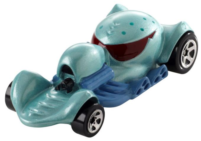 This Is The Spongebob Squarepants Hot Wheels Car