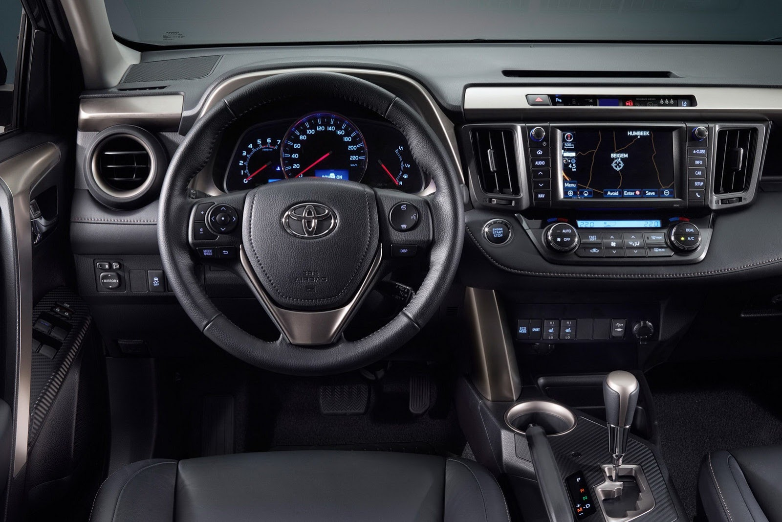 This is Toyota's All-New RAV4 [Video][Photo Gallery]