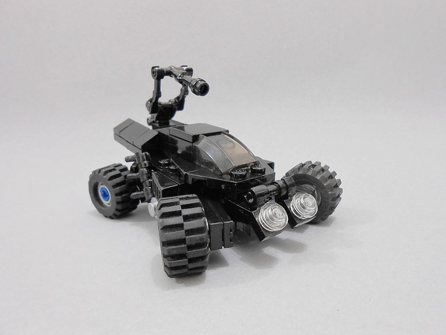 Build Your Own Audi >> This LEGO Batmobile Collection Is Just Something We Want - autoevolution