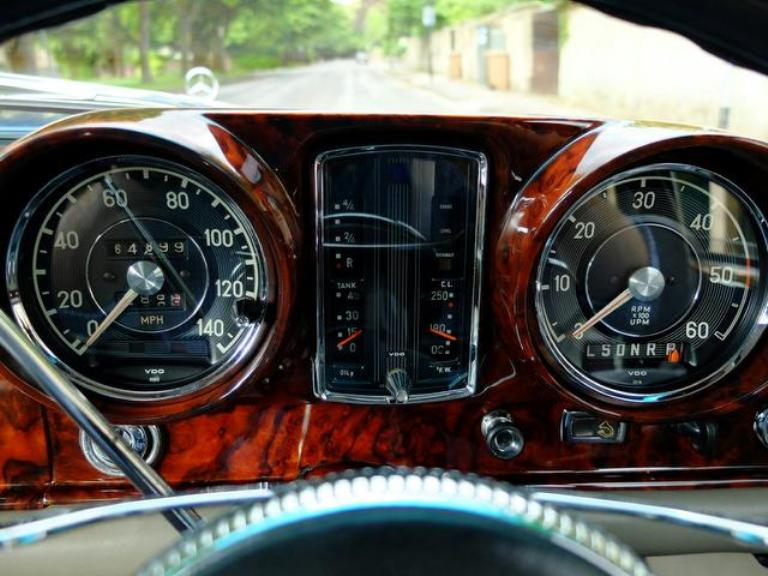 this mercedes-benz 600 grosser can be yours for  u00a3129 950  u2013 photo gallery