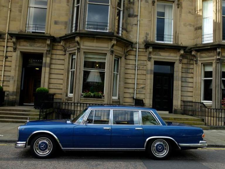 this mercedes benz 600 grosser can be yours for 129 950 photo gallery   autoevolution